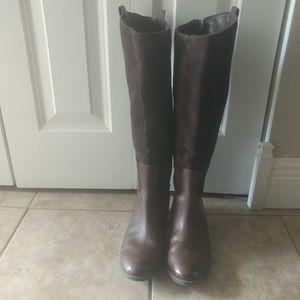 7.5 Sam Edelman Brown boots